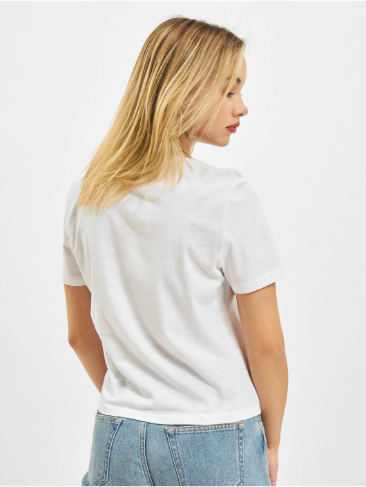 Only T-Shirt onlSilly Life Knot blanc