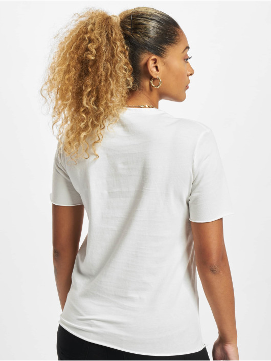 Only T-Shirt Onllucy blanc