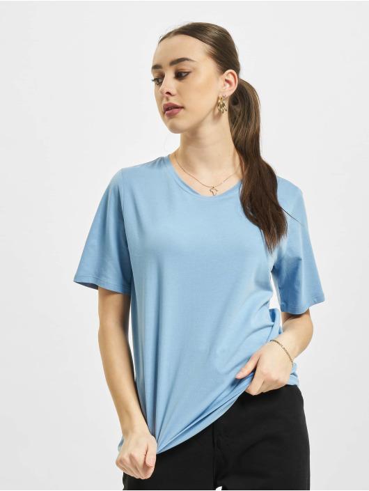 Only T-Shirt onlOnly Life bleu