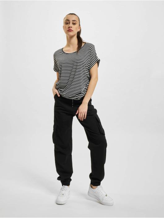 Only T-Shirt onlMoster Stripe bleu