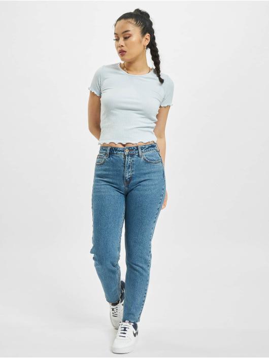 Only T-Shirt onlEmma Short Noos bleu