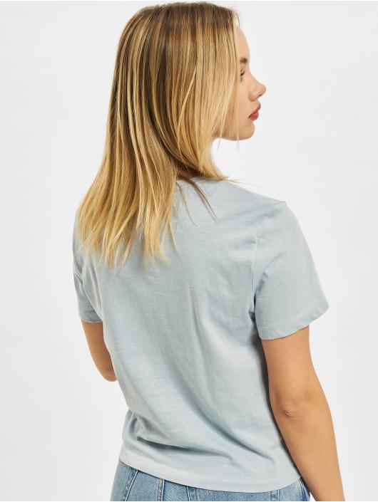 Only T-Shirt onlSilly Life Knot bleu