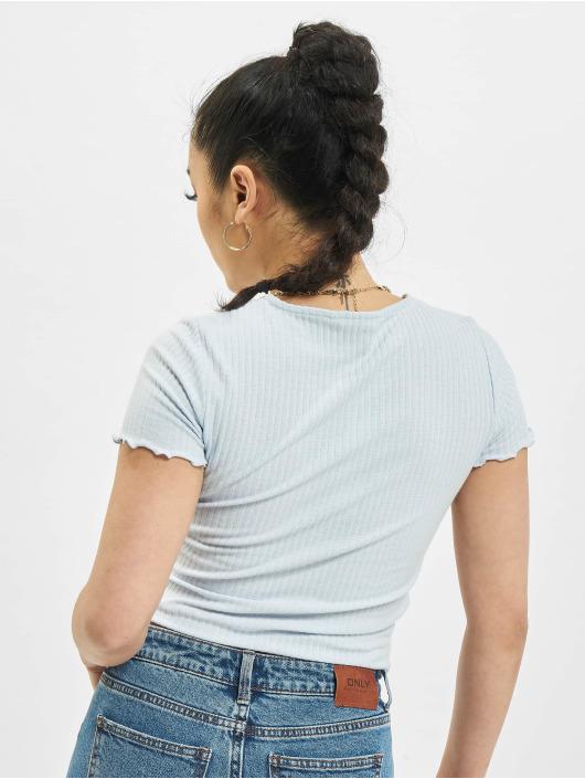 Only T-Shirt onlEmma Short Noos blue