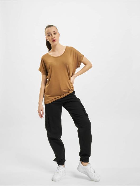 Only T-Shirt onlMoster Noos braun
