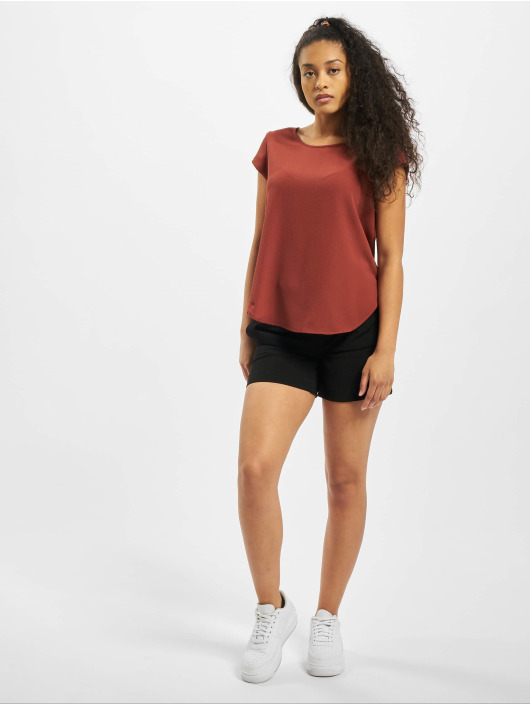 Only T-Shirt onlVic brown