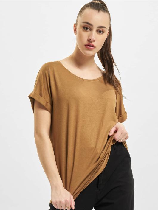 Only T-Shirt onlMoster Noos brun
