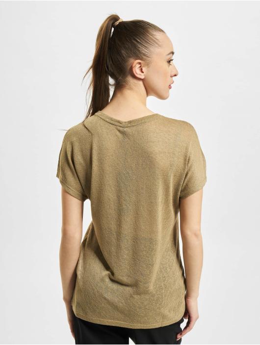 Only T-Shirt onlPiper Reg Bat brun