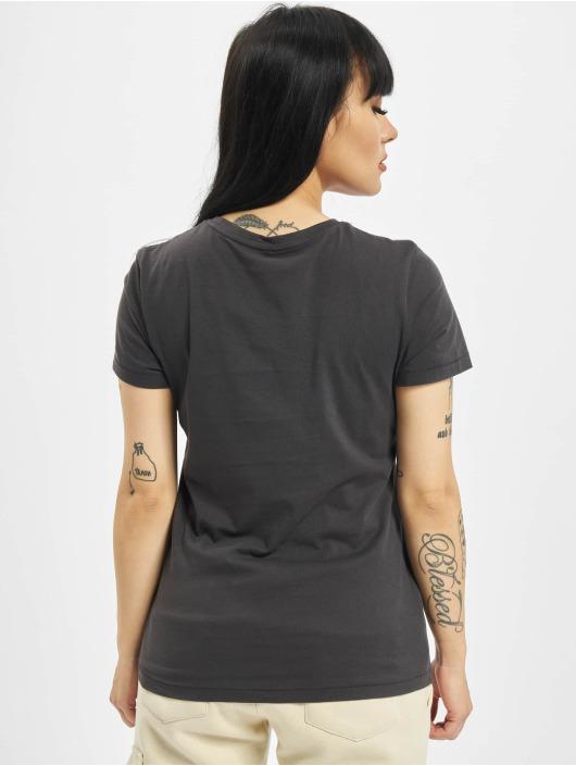 Only T-Shirt onlKita Life Reg Moon grau