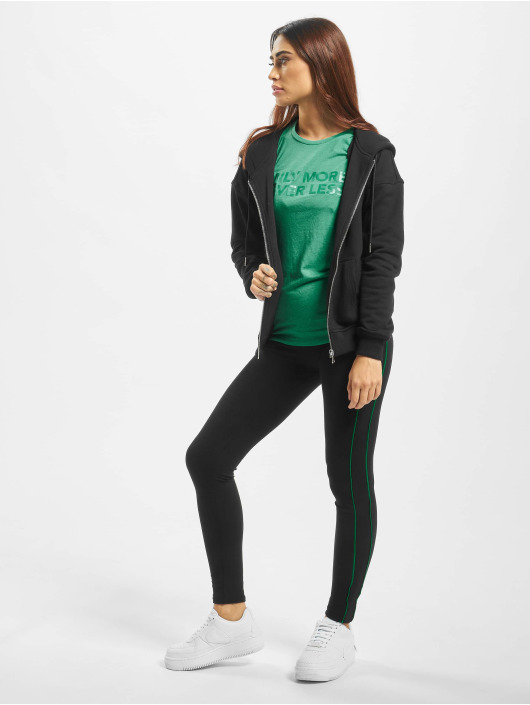 Only T-Shirt onlLina Regular Print Box Li green