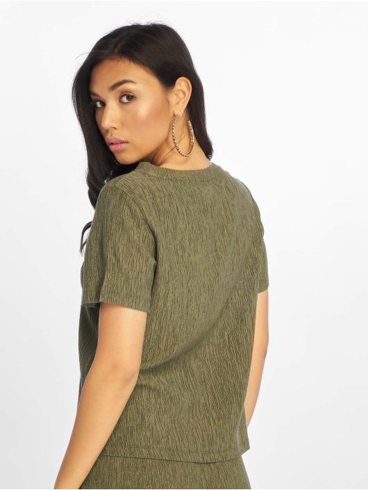 Only t-shirt onlNilla groen