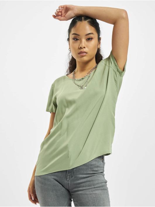 Only T-Shirt onlFirst One Life Solid Noos grün