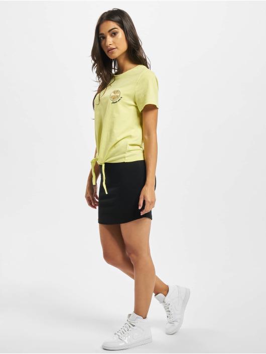Only T-Shirt onlFruity jaune