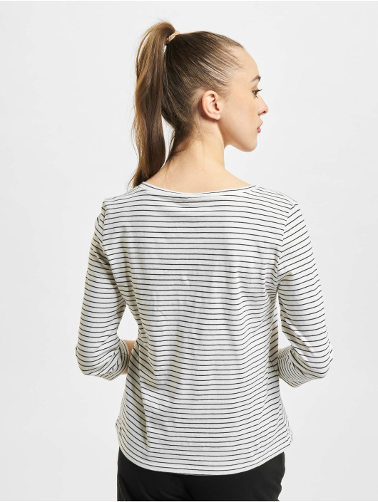 Only T-Shirt manches longues onlMary Life 3/4 blanc