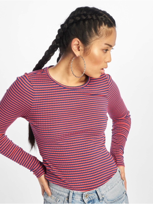 Only T-Shirt manches longues onlTina bleu