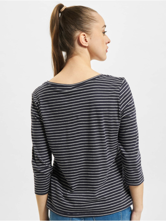 Only T-Shirt manches longues onlMary Life 3/4 bleu
