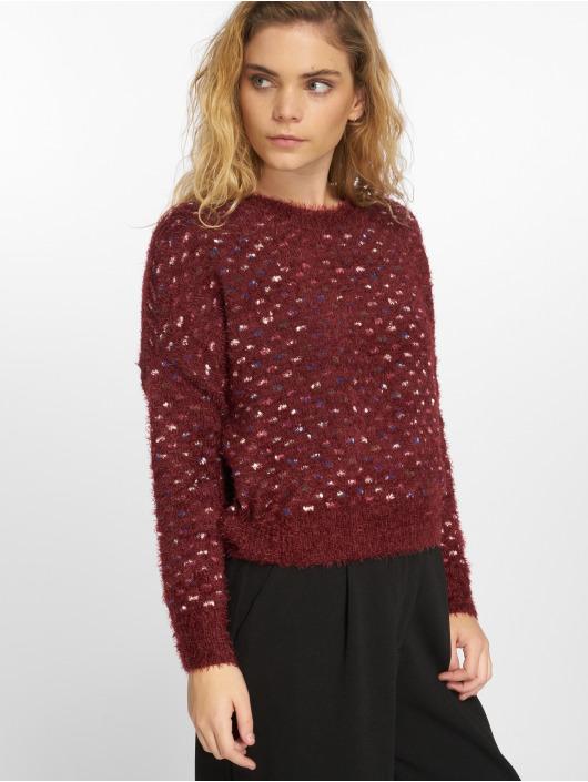 Only T-Shirt manches longues onlOtta Knit brun