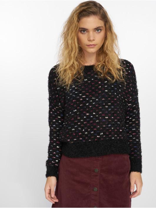 Only T-Shirt manches longues onlOtta Knit noir