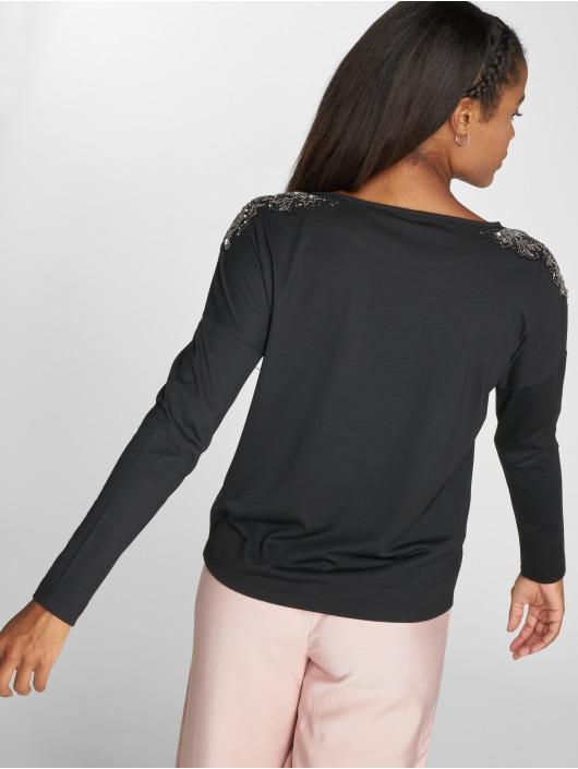 Only T-Shirt manches longues onlMirabella noir