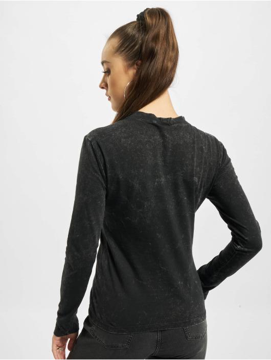 Only T-Shirt manches longues onlLucilla Life noir