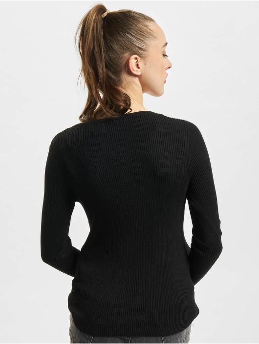 Only T-Shirt manches longues onlJill Life noir
