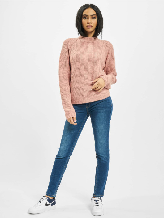 Only T-Shirt manches longues onlJade Noos rose