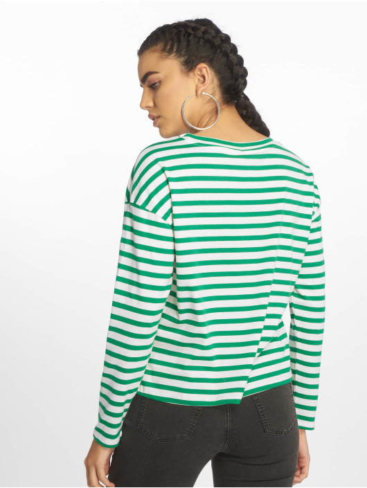 Only T-Shirt manches longues onlfBrave Jersey vert