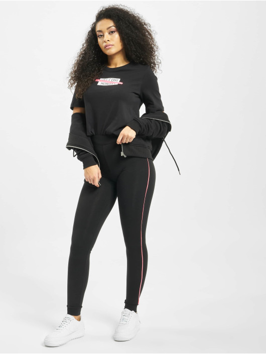 Only T-shirt onlMary Boxy nero