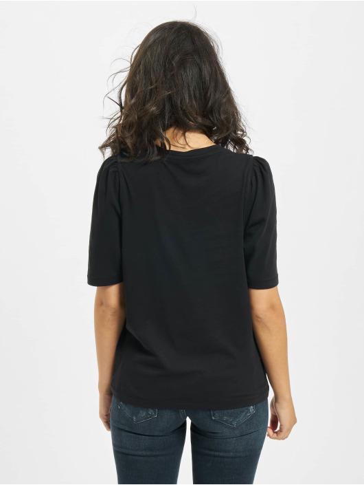 Only T-Shirt onlNora Life Volume Dnm noir