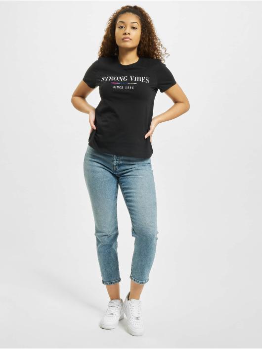Only T-Shirt onlKita Life Reg Statemen noir