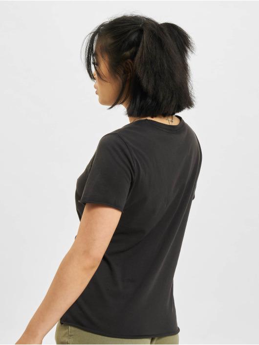 Only T-Shirt onlLucy Life Reg Box noir
