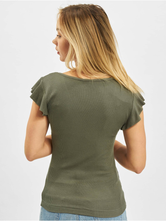 Only T-Shirt Belia olive
