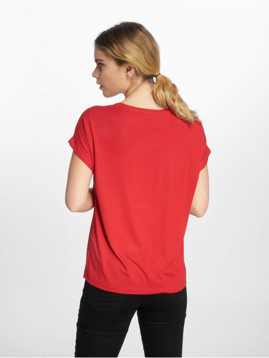 Only T-Shirt onlMoster red