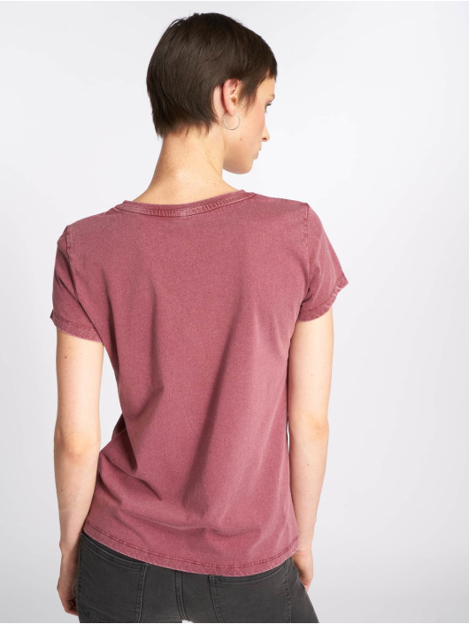 Only T-Shirt onlNikko red