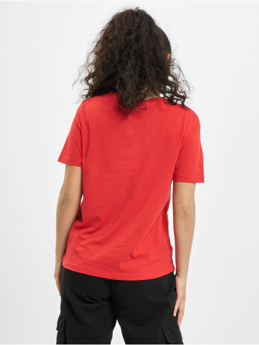 Only T-Shirt onlLips red