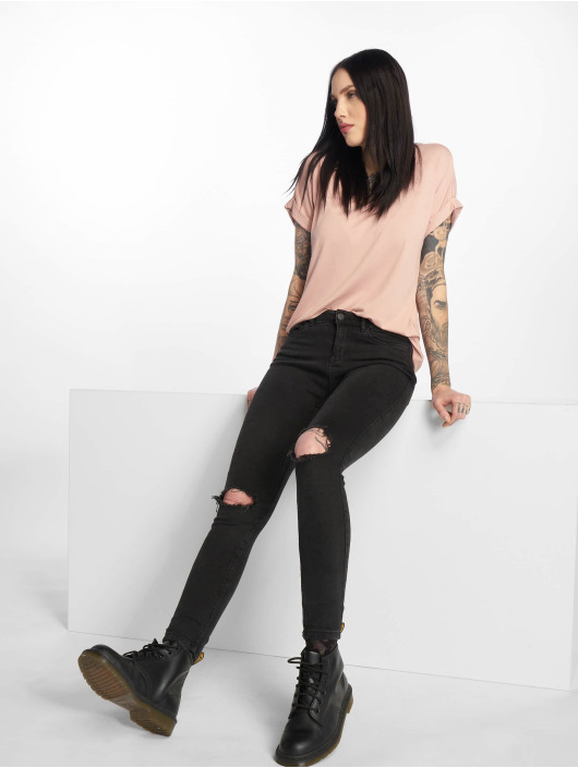 Only T-Shirt onlMoster rosa