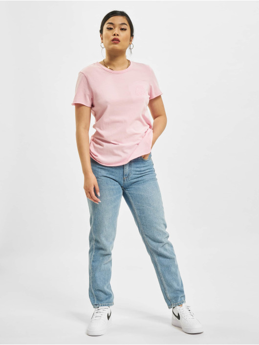 Only T-Shirt Fruity Life rosa