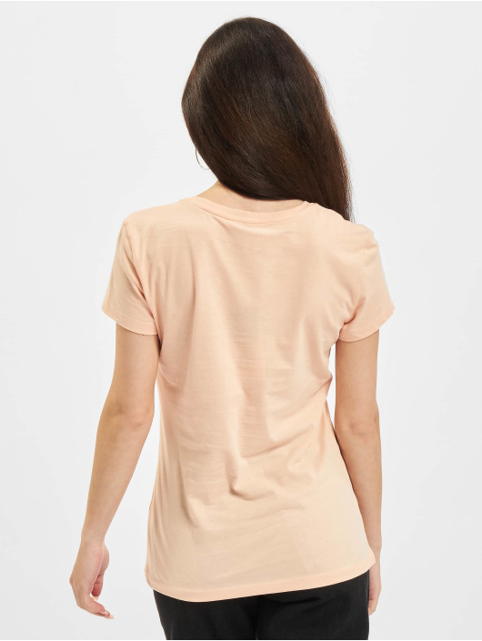 Only T-Shirt Onllux Life Fit JRS rosa
