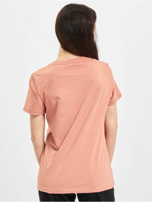 Only T-Shirt Onlkita Life Butterfly Box JRS rosa