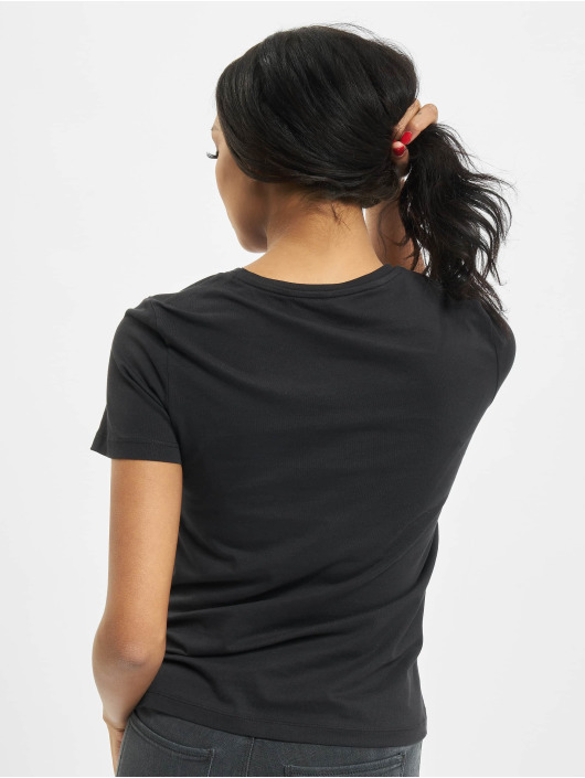 Only T-Shirt onlStatement Regular schwarz