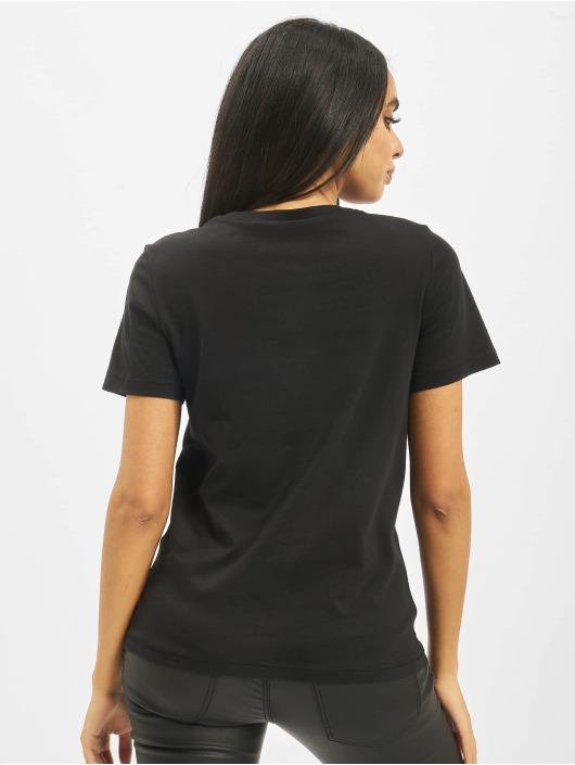 Only T-Shirt onlVivienne Regular Bling schwarz