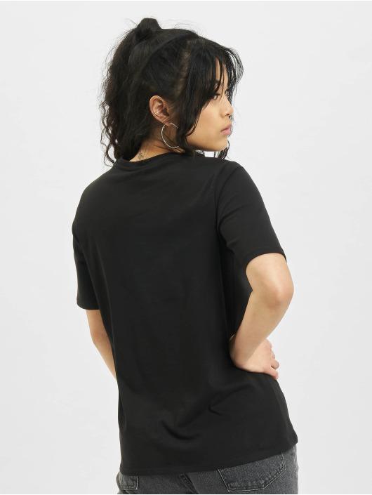 Only T-Shirt onlOnly Life schwarz