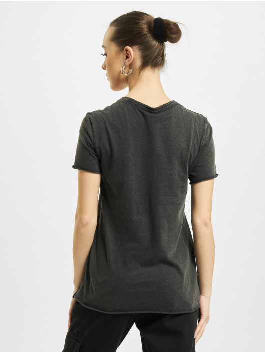 Only T-Shirt onlLucy Life Reg schwarz