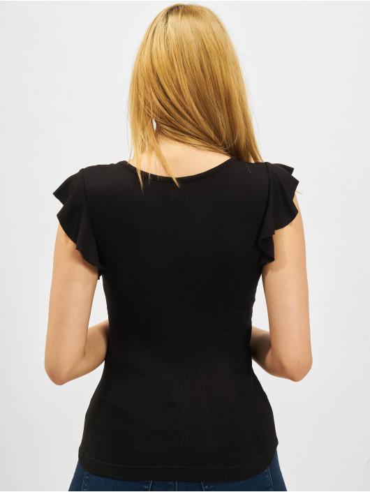 Only T-Shirt Belia schwarz