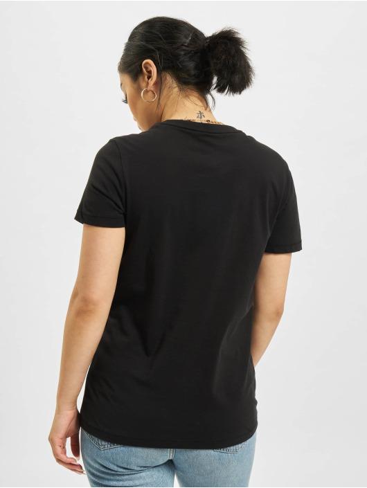 Only T-Shirt Lana Life Photo Top Box schwarz