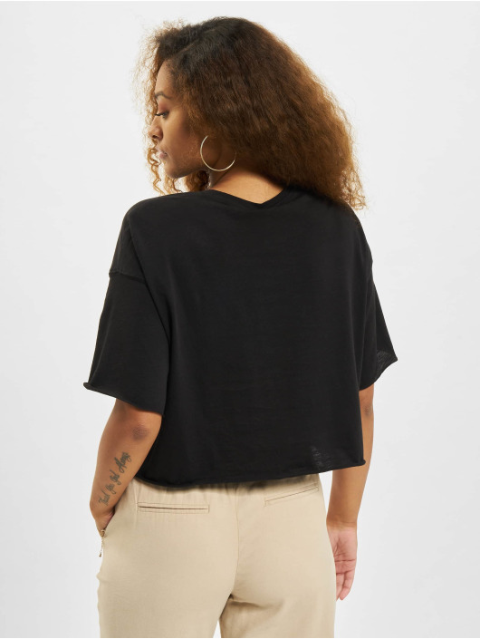 Only T-Shirt Onlearth Life JRS schwarz