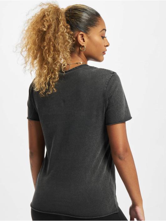 Only T-Shirt Onllucy Utopia schwarz