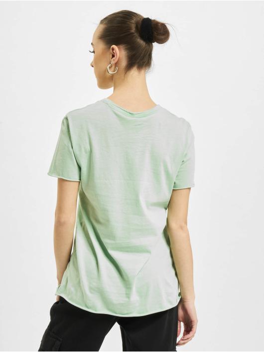 Only T-Shirt onlLucy Life Reg Wildflower vert