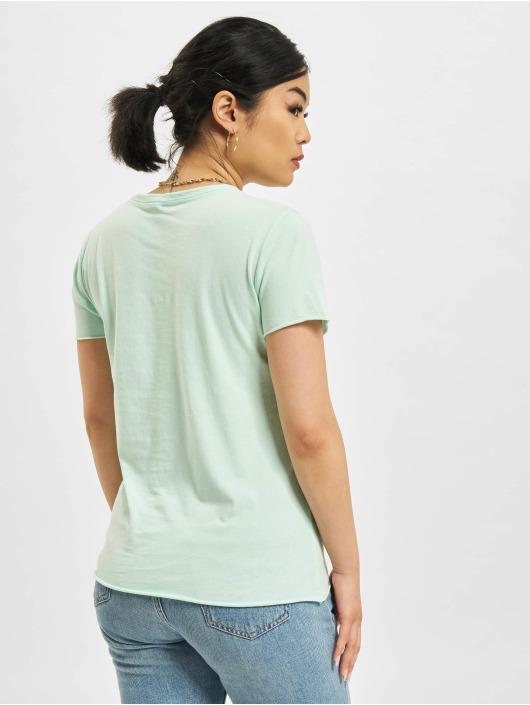 Only T-Shirt Fruity Life vert