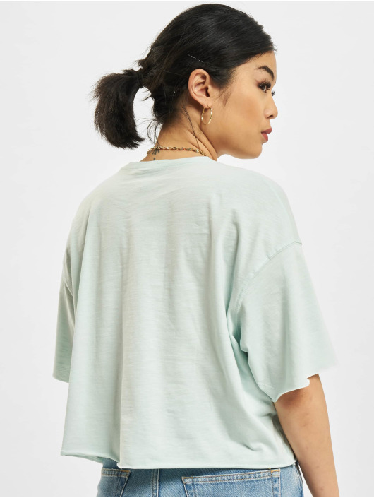 Only T-Shirt Onlearth Life JRS Short vert