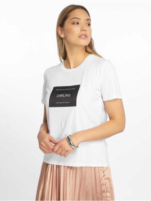 Only T-Shirt wfLux weiß